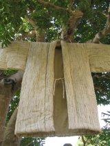 手織り*シルク羽織り