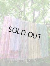 かすり織り*やわらかスカーフ